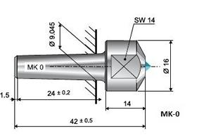 MK-0 ≥ 2 ct (2,00 ct - 5,00 ct)