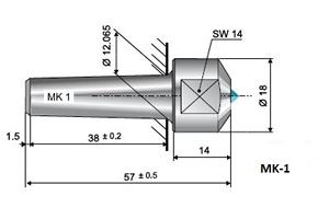 MK-1 ≥ 2 ct (2,00 ct - 5,00 ct)