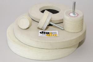 Polir materijali od filca