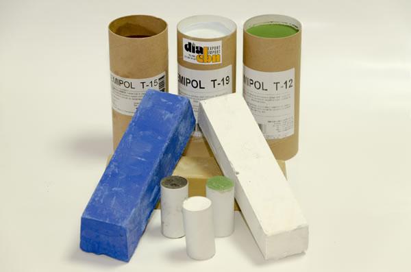 Abrazivne tvrde paste za poliranje