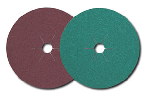 Brusni fiber diskovi sa dodatnim vezivnim slojem